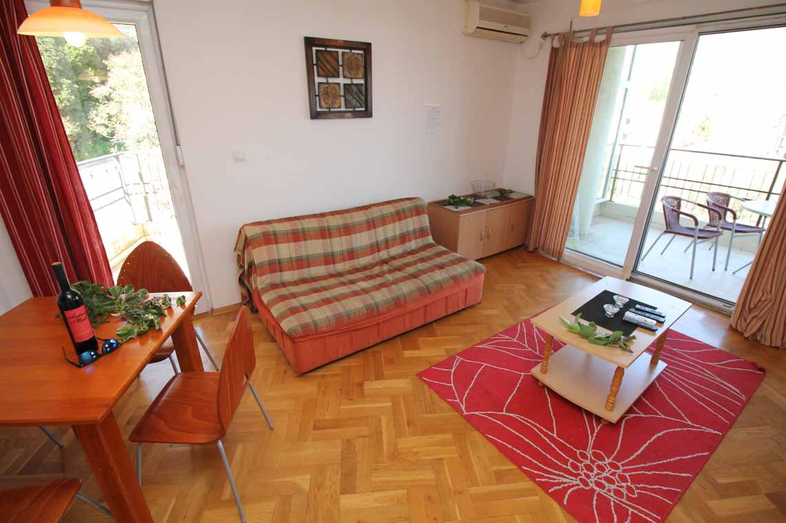 Cozy one bedroom apartment in Budva - IM Property Group